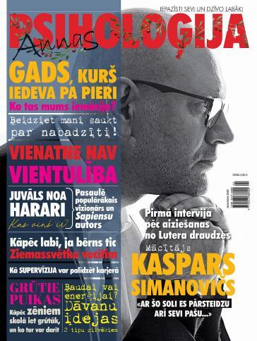 ANNAS PSIHOLOĢIJA Nr. 6 2020