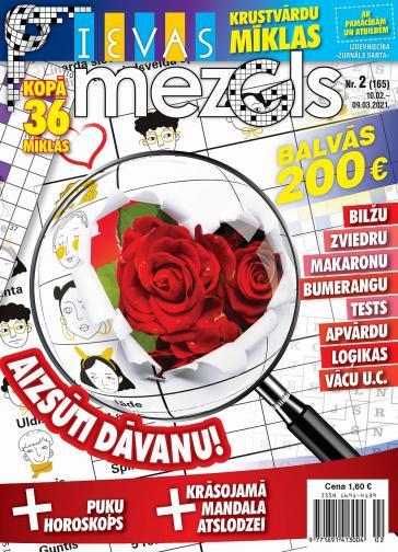 IEVAS MEZGLS Nr. 2 2021