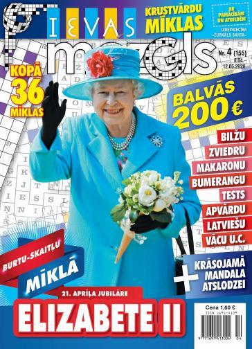 IEVAS MEZGLS Nr. 4 2020