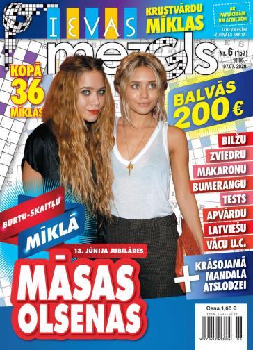 IEVAS MEZGLS Nr. 6 2020