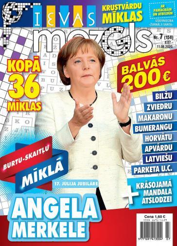 IEVAS MEZGLS Nr. 7 2020