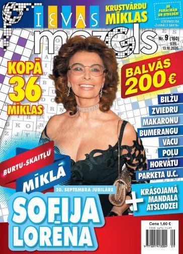 IEVAS MEZGLS Nr. 9 2020
