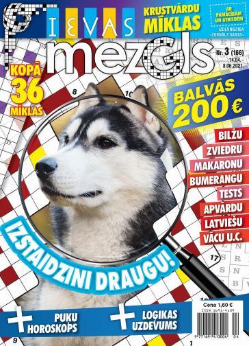 IEVAS MEZGLS Nr. 3 2021