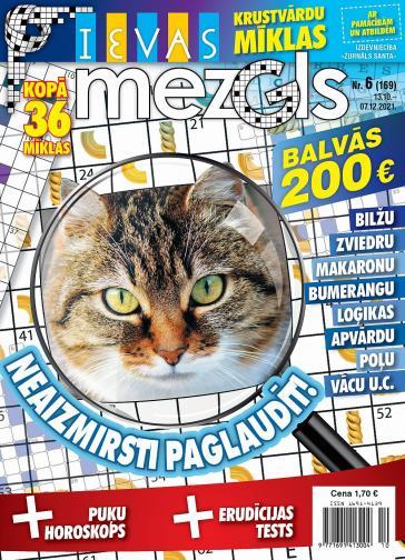 IEVAS MEZGLS Nr. 6 2021