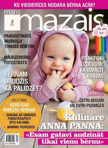 MANS MAZAIS Nr. 2 2021