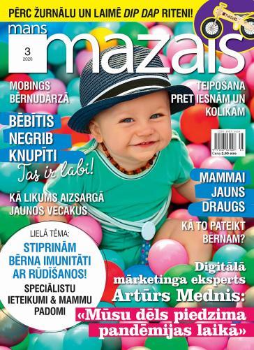 MANS MAZAIS Nr. 3 2020