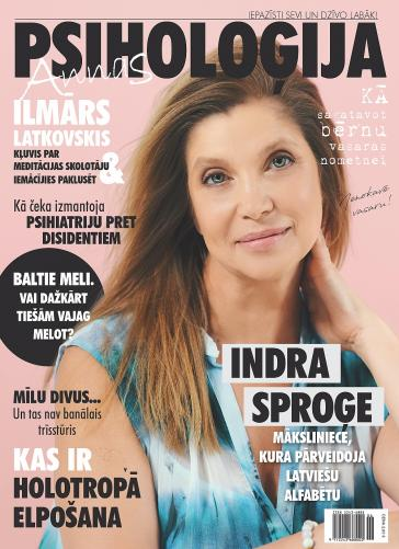 ANNAS PSIHOLOĢIJA Nr. 3 2019
