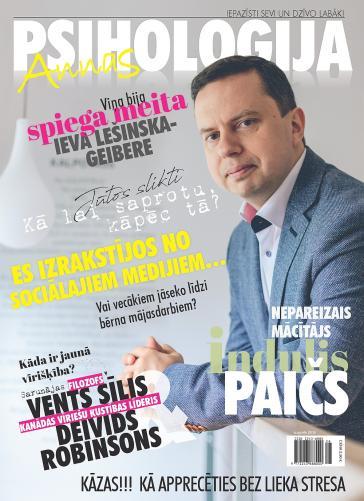 ANNAS PSIHOLOĢIJA Nr. 4 2019