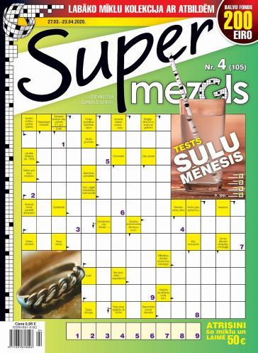 Supermezgls Nr. 4 2020