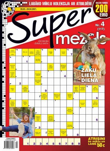 Supermezgls Nr. 4 2021