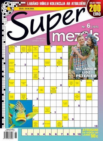 Supermezgls Nr. 6 2020