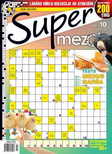 Supermezgls Nr. 10 2021