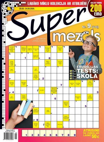 Supermezgls Nr. 9 2020