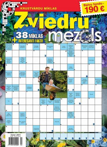 ZVIEDRU MEZGLS Nr. 4 2021