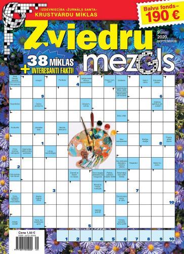 ZVIEDRU MEZGLS Nr. 9 2020