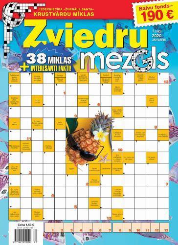 ZVIEDRU MEZGLS Nr. 1 2020