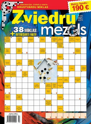 ZVIEDRU MEZGLS Nr. 3 2021