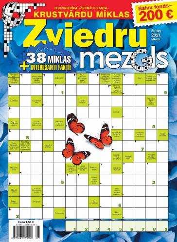 ZVIEDRU MEZGLS Nr. 5 2021