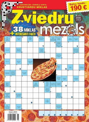 ZVIEDRU MEZGLS Nr. 6 2020