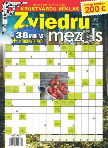 ZVIEDRU MEZGLS Nr. 7 2020