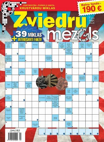 ZVIEDRU MEZGLS Nr. 7 2021