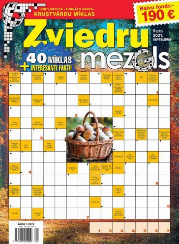 ZVIEDRU MEZGLS Nr. 9 2021