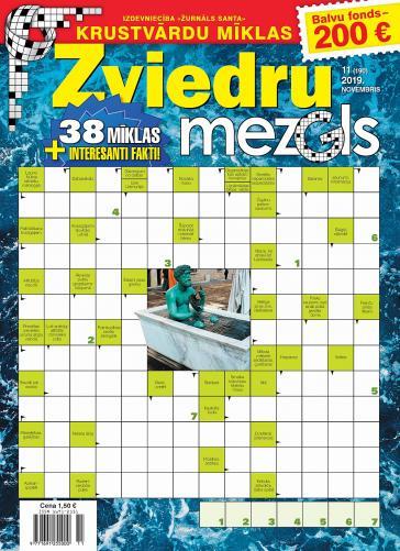 ZVIEDRU MEZGLS Nr. 11 2019