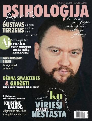 ANNAS PSIHOLOĢIJA Nr. 1 2019